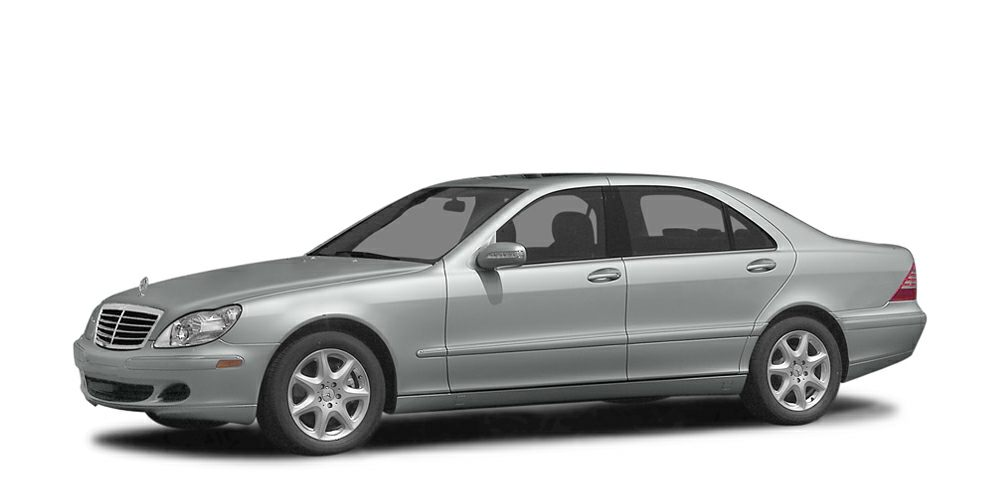2005 MERCEDES S-Class S55 AMG This particular Supercharged S55 AMG is absolutely gorgeous Outfitt