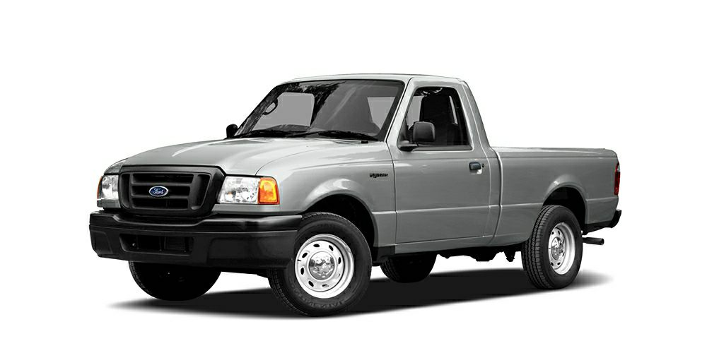 2005 Ford Ranger XL Land a bargain on this 2005 Ford Ranger XL before someone else snatches it Co