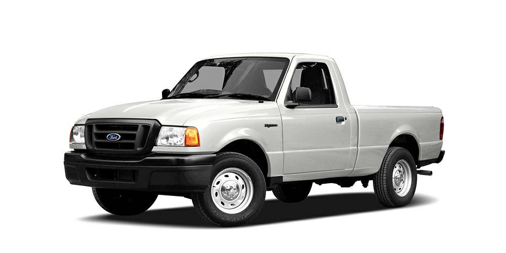 2005 Ford Ranger XLT Miles 225003Color White Stock FFA51796 VIN 1FTYR10D15PA51796