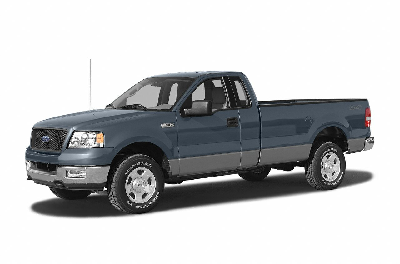 2005 Ford F-150  REST EASY With its Buyback Qualified CARFAX report you can rest easy with this