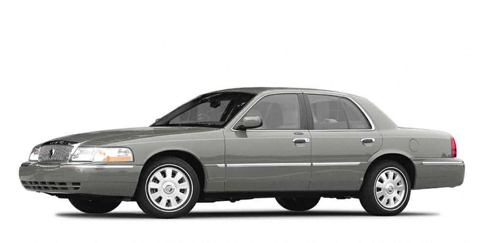 2004 Mercury Grand Marquis GS Dont miss this one its a 2004 Mercury Grand Marquis GS wtop and