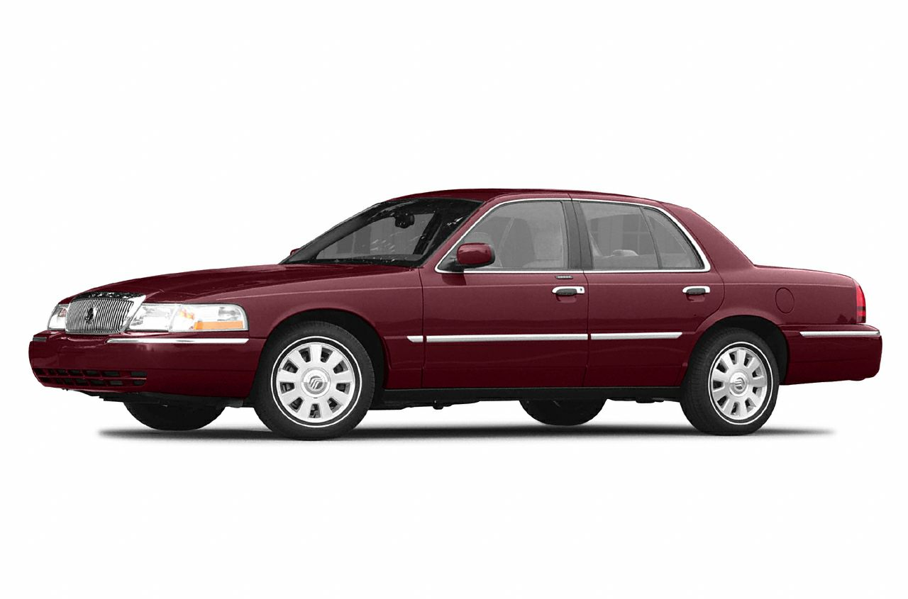 2004 Mercury Grand Marquis LS Miles 146674Color Maroon Stock 16565 VIN 2MEHM75W54X608843