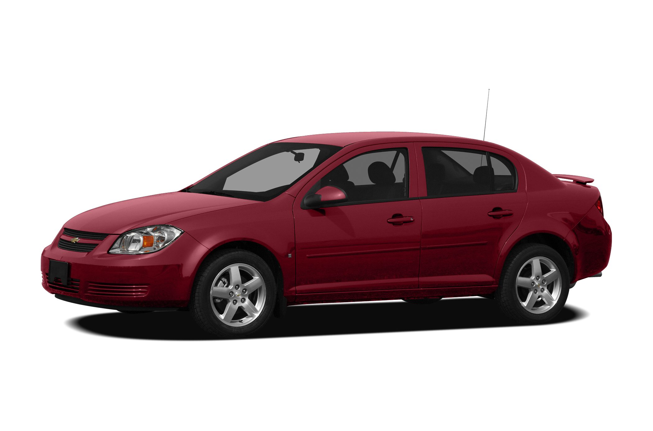 2010 Chevrolet Cobalt LT Safety comes first with traction control and side air bag system in this