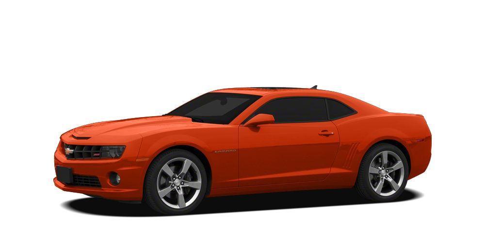 2010 Chevrolet Camaro SS w2SS Miles 15286Color Inferno Orange Metallic Stock FH2623A VIN 2G