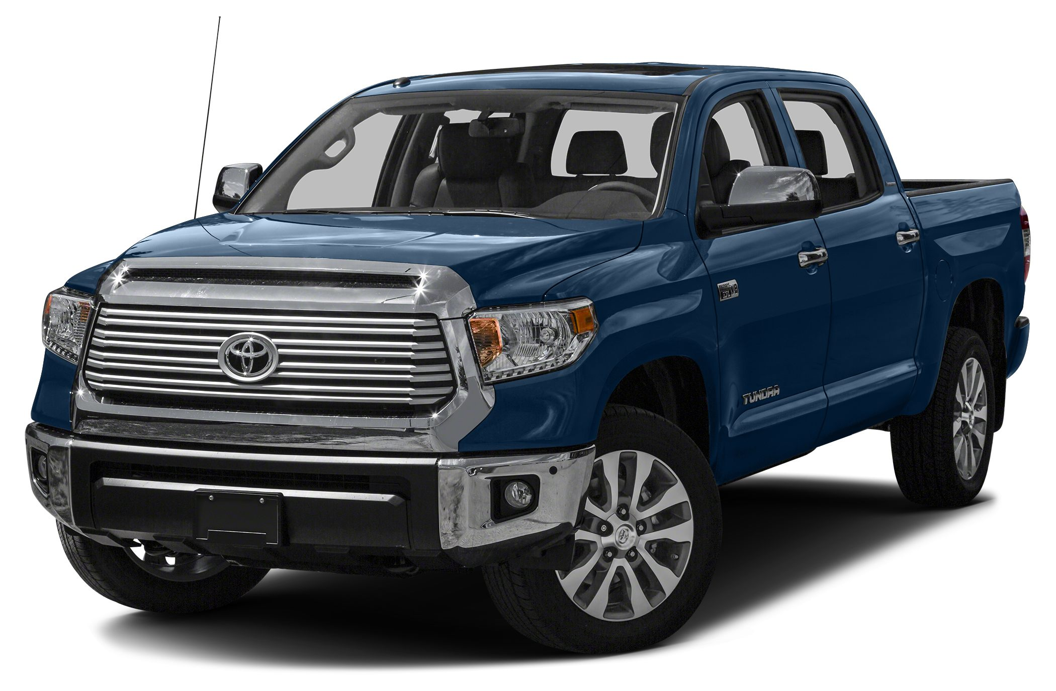 2014 Toyota Tundra Limited CARFAX 1-Owner LTD trim NAV Sunroof Heated Leather Seats Premium S