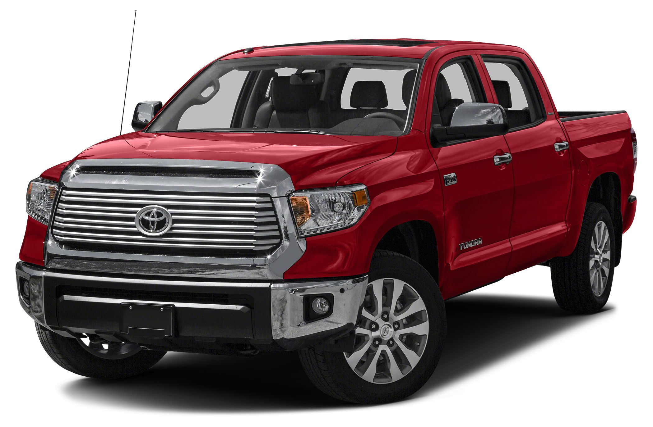 2016 Toyota Tundra Limited Miles 0Color Barcelona Red Metallic Stock 68334 VIN 5TFHW5F16GX56
