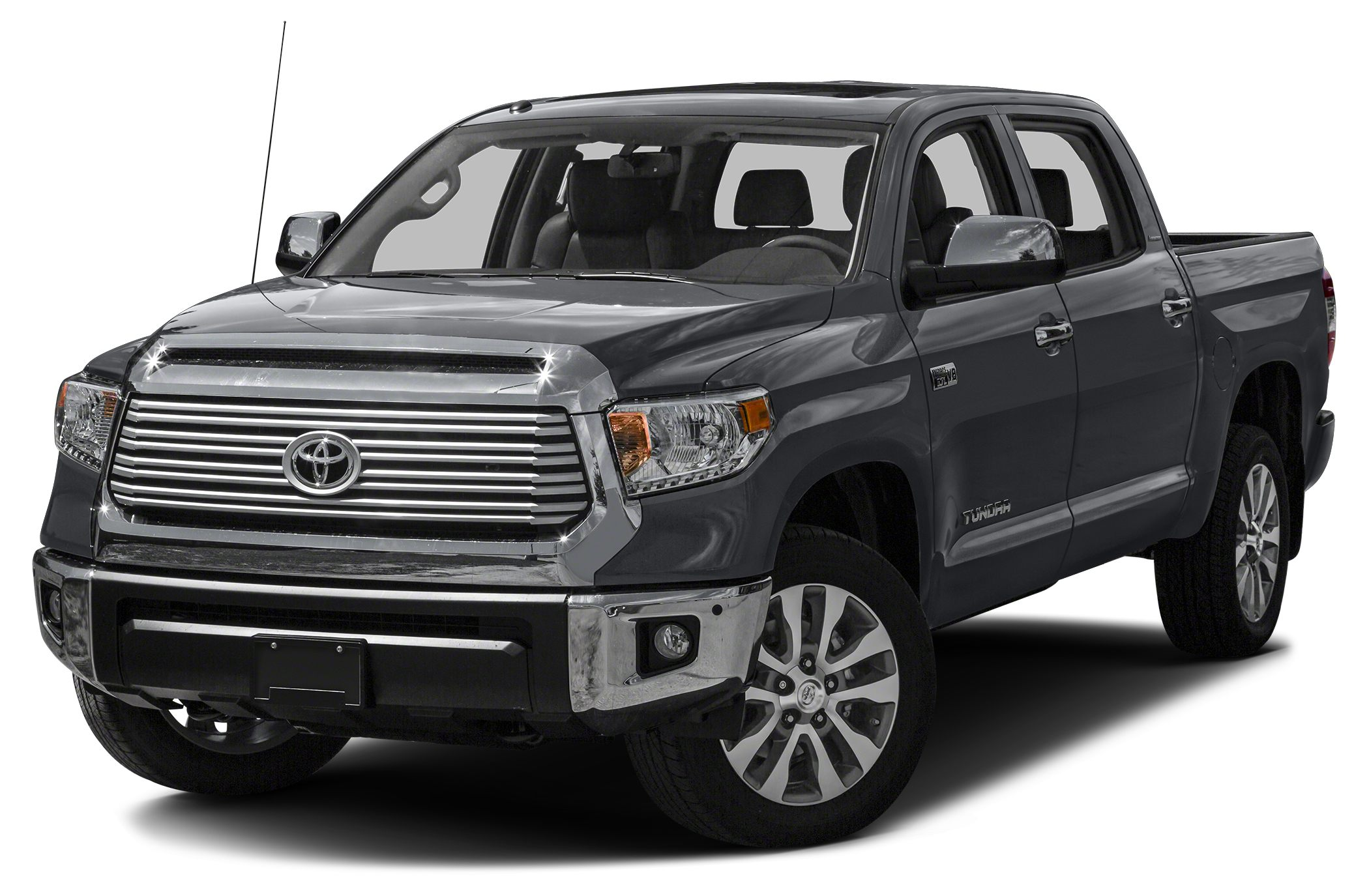 2016 Toyota Tundra Limited Miles 0Color Magnetic Gray Metallic Stock 09579 VIN 5TFFW5F17GX20