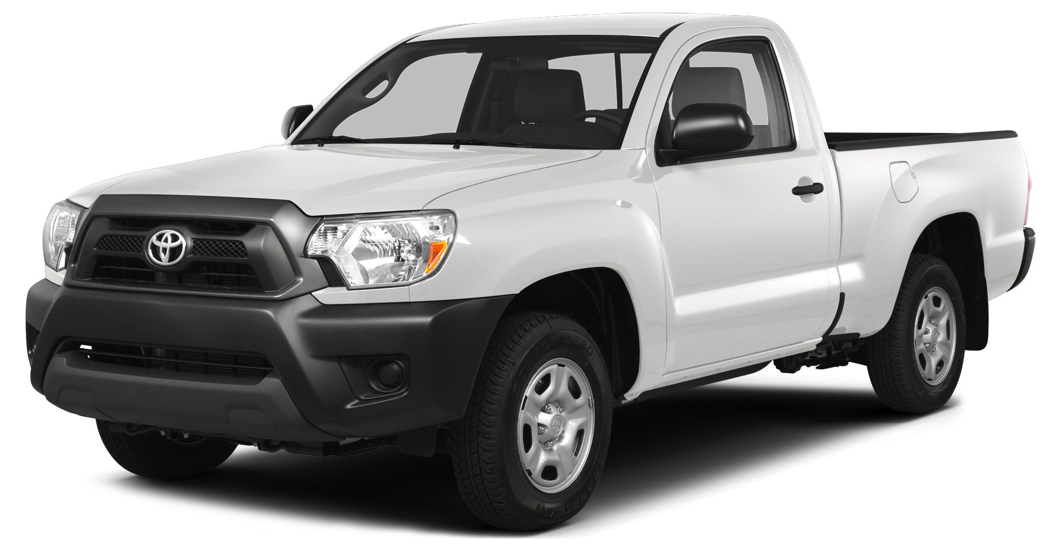 2014 Toyota Tacoma Base Miles 22107Color White Stock U3556 VIN 5TFNX4CN7EX033074