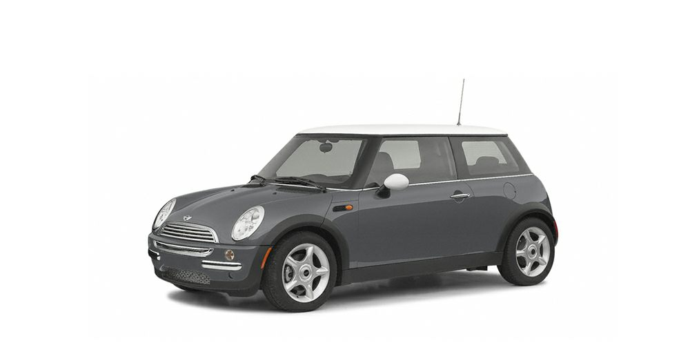 2004 MINI Cooper S This car is in excellent condition It drives really smooth like youre floati