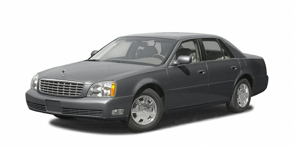 2003 Cadillac DeVille Base  WHEN IT COMES TOEXCELLENCE IN USED CAR SALESYOU KNOW YOURE AT ST