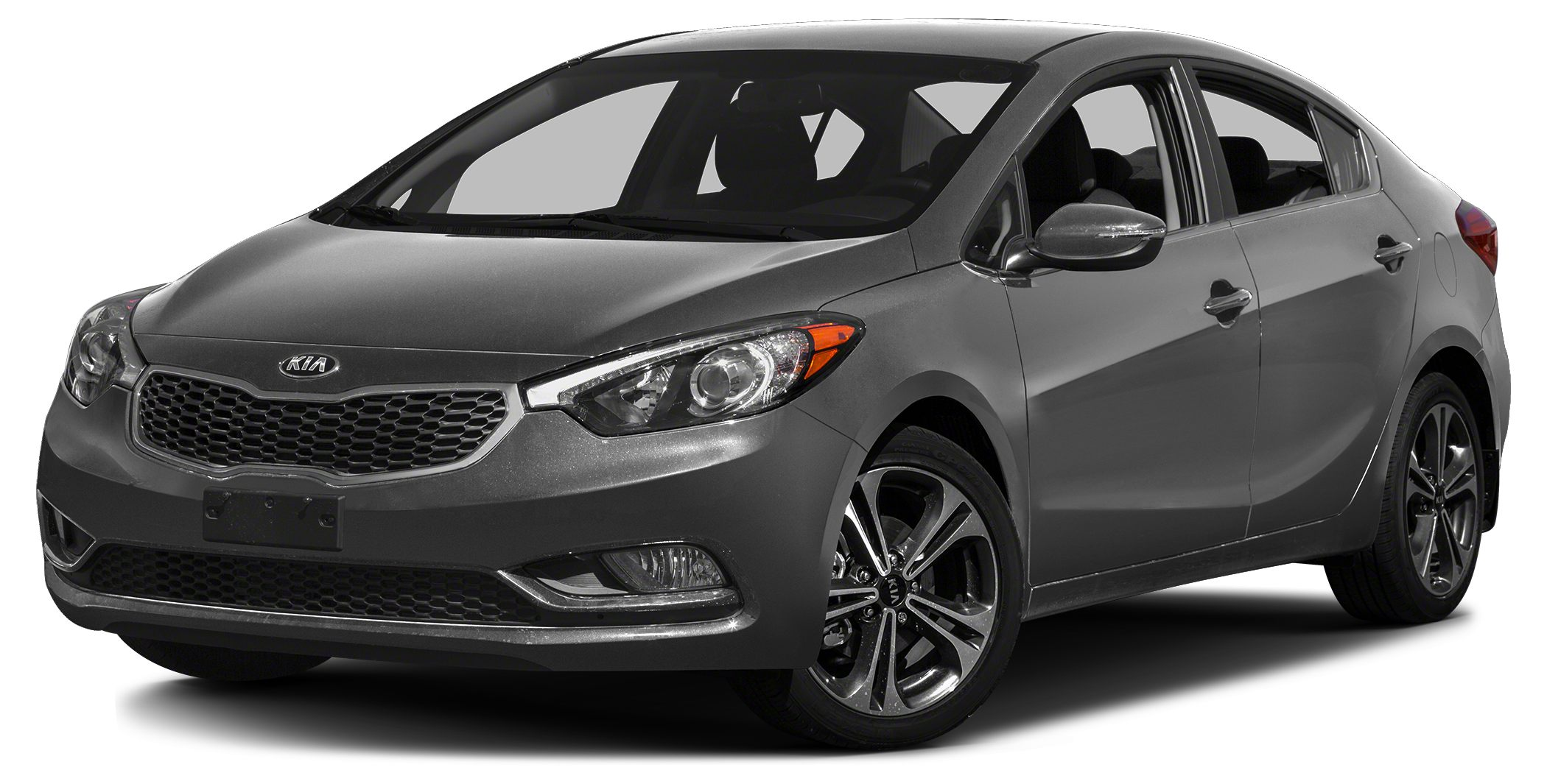 2016 Kia Forte LX Miles 0Color Graphite Steel Metallic Stock SB14466 VIN KNAFX4A63G5549783
