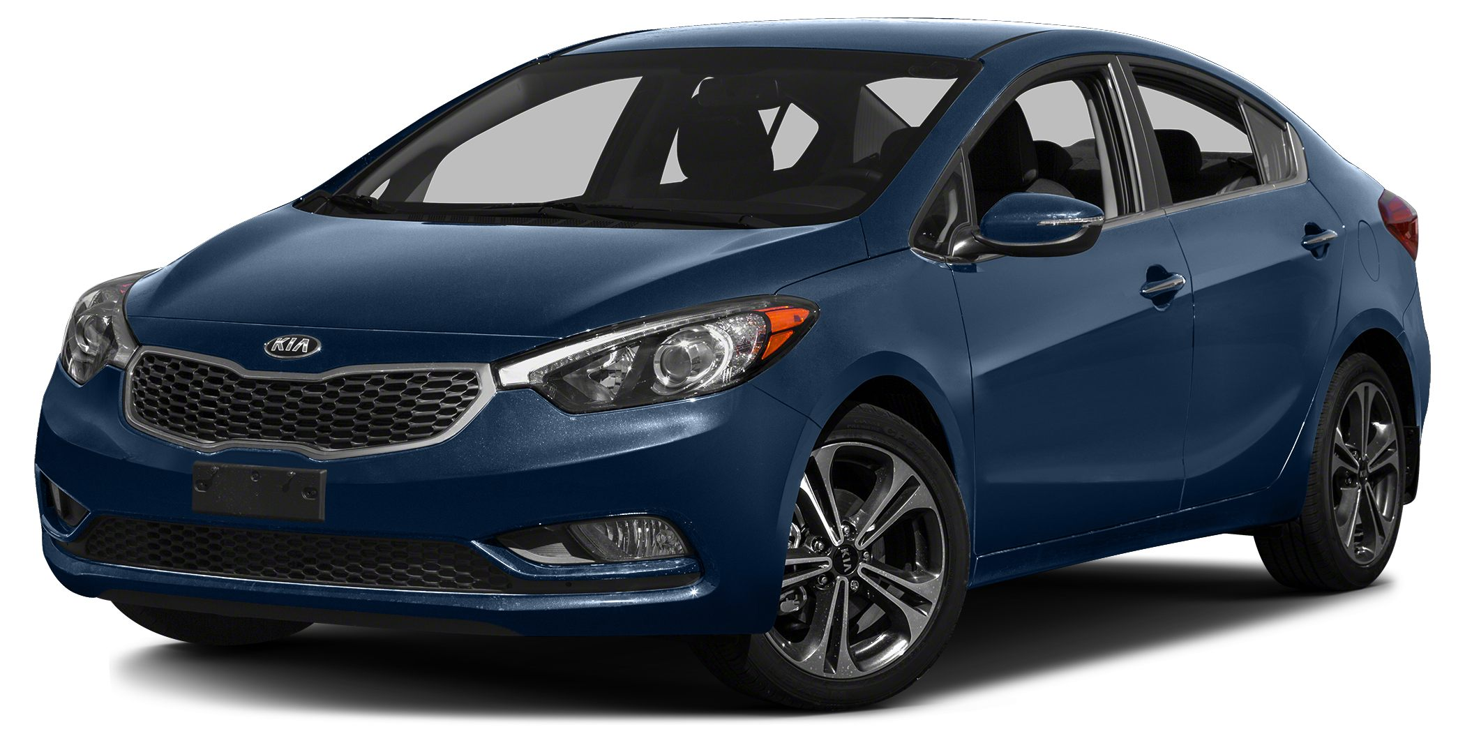 2016 Kia Forte LX Miles 0Color Steel Blue Metallic Stock SB13358 VIN KNAFK4A6XG5537659