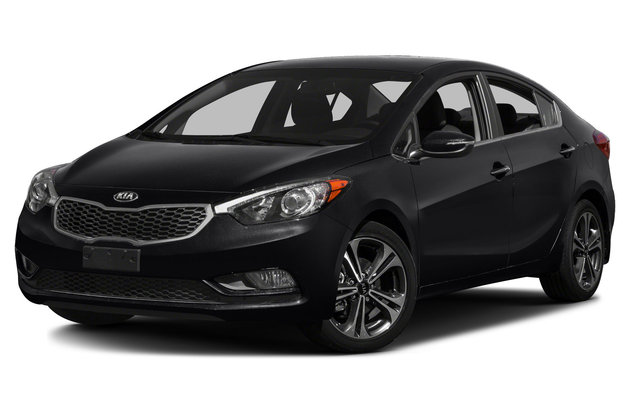 2015 Kia Forte LX Black CARFAX One-Owner Clean CARFAX Recent Arrival Odometer is 2838 miles bel
