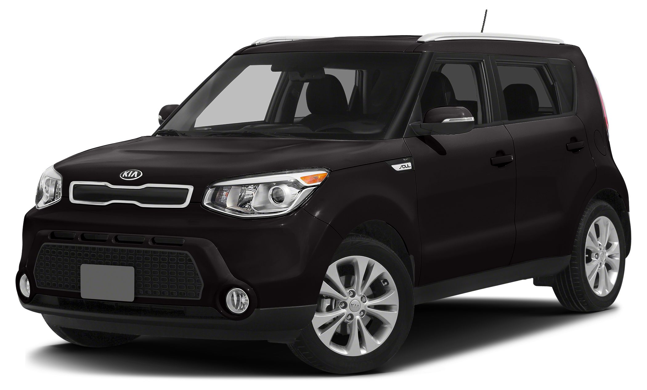 2016 Kia Soul Base Miles 20Color Shadow Black Stock SB15616 VIN KNDJN2A2XG7354028
