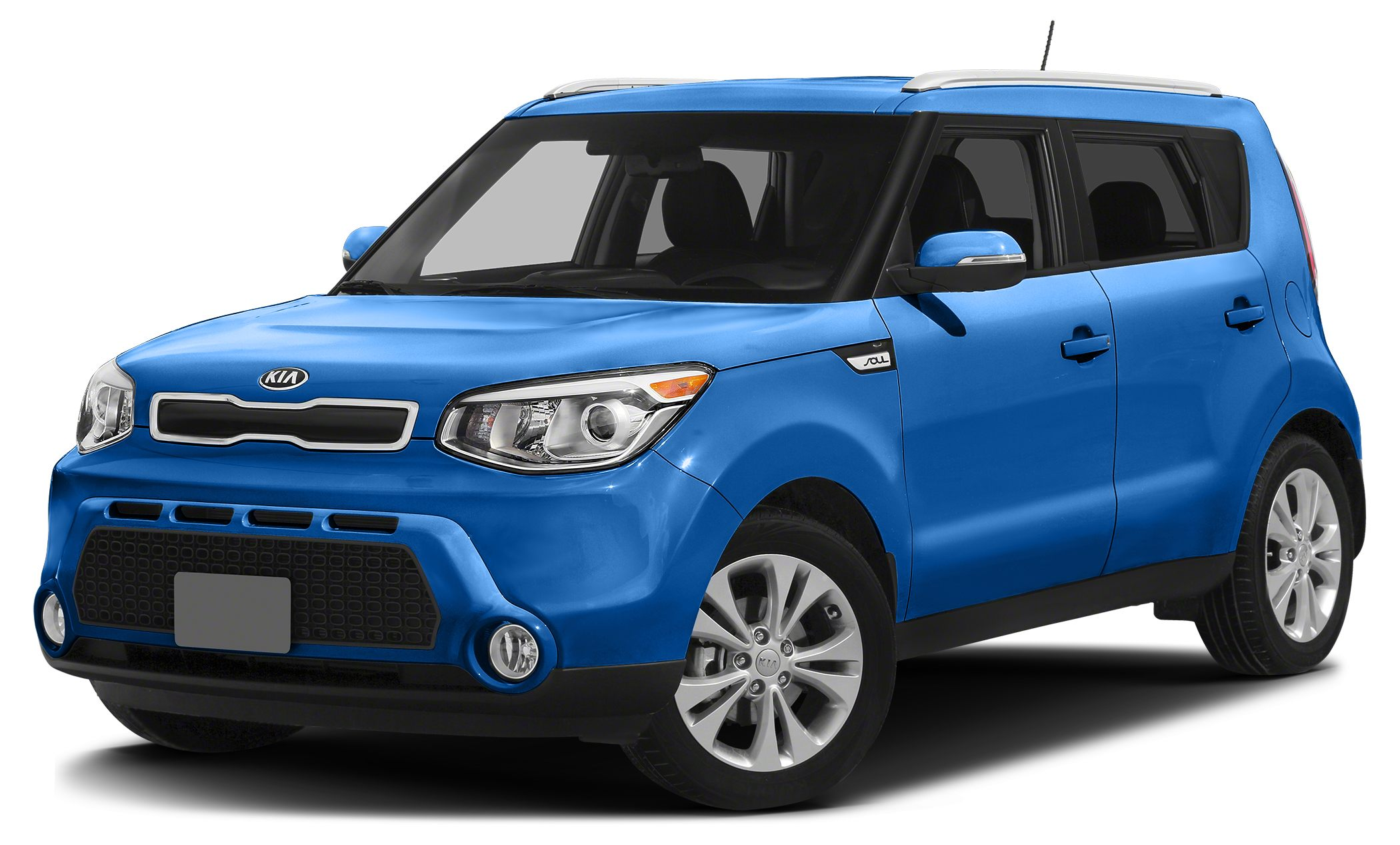 2016 Kia Soul  PLUS PACKAGE PREMIUM WHEELS BEAUTIFUL CARIBBEAN BLUE COLOR FL