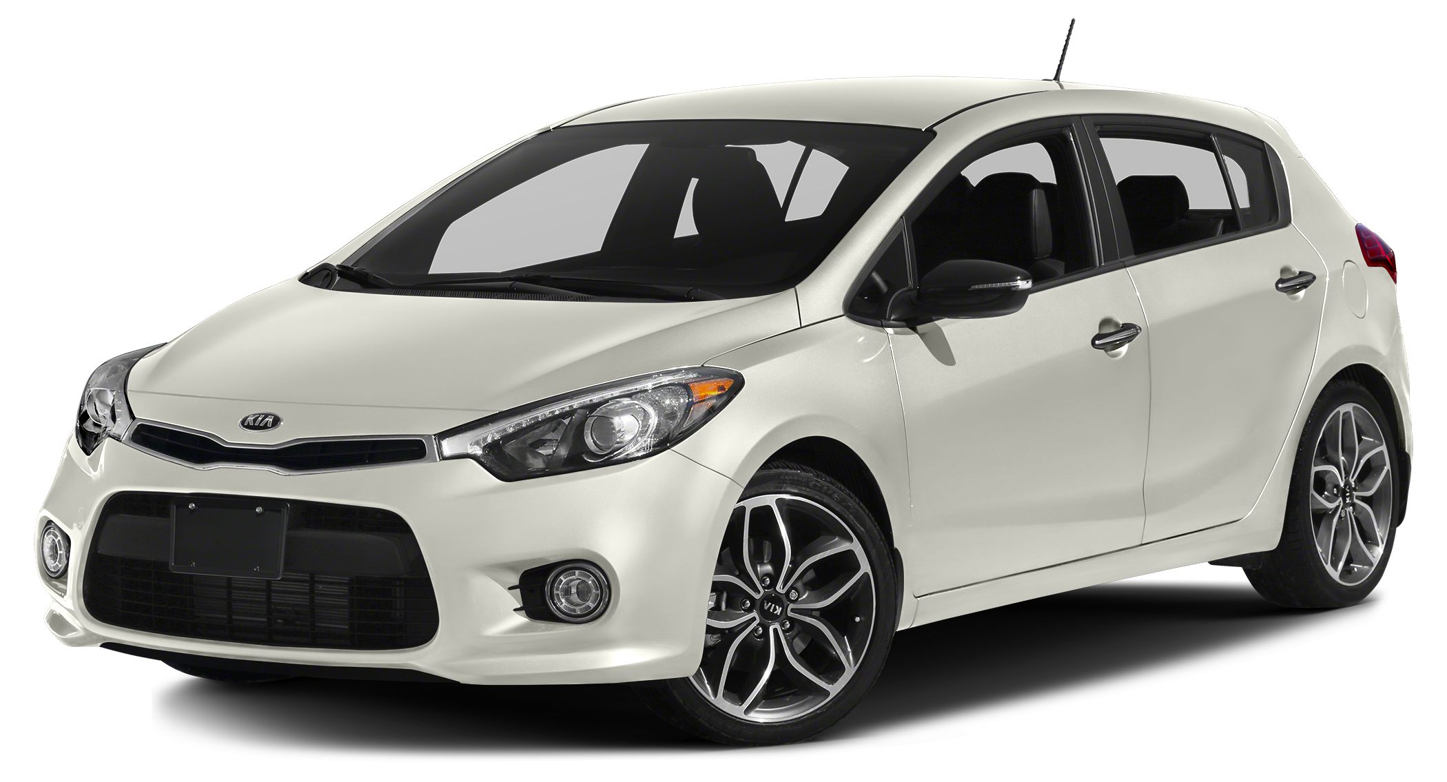 2016 Kia Forte SX Coming back for 2016 is the Kia Forte5 It is peppy economical and surprisingl
