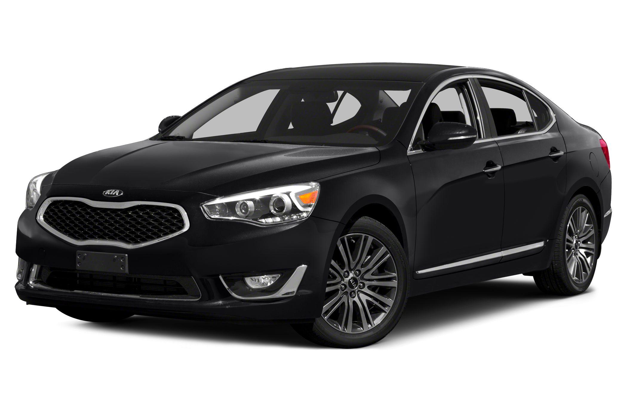 2014 Kia Cadenza Premium Miles 35622Color White Stock PR7087A VIN KNALN4D74E5136894
