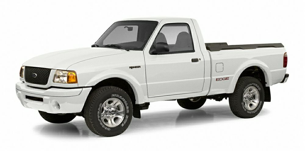 2003 Ford Ranger  Miles 36140Color White Stock 15AL2093B VIN 1FTYR10DX3PA73759