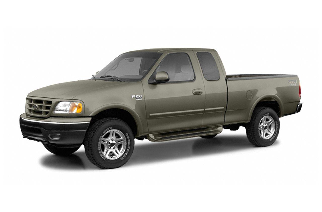2003 Ford F-150  Miles 155926Stock 3NB81042 VIN 1FTRX17293NB81042