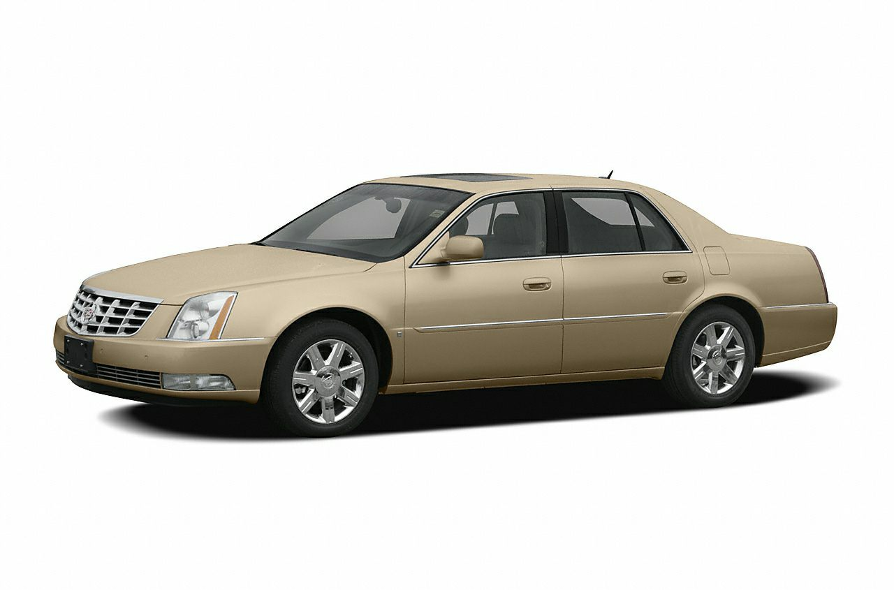2006 Cadillac DTS Performance New Arrival Includes a CARFAX buyback guarantee Like the feeling