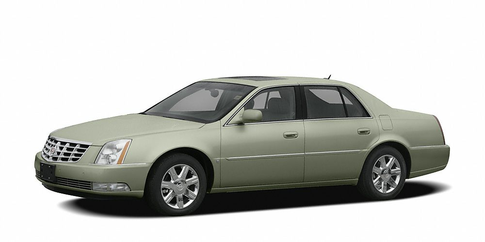 2006 Cadillac DTS Performance Miles 77280Color Green Silk Stock 160352B VIN 1G6KD57916U21861