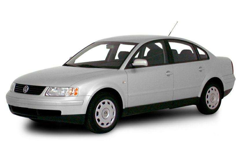 2000 Volkswagen Passat GLS Miles 176096Stock 702055A VIN WVWMD23B9YP309869