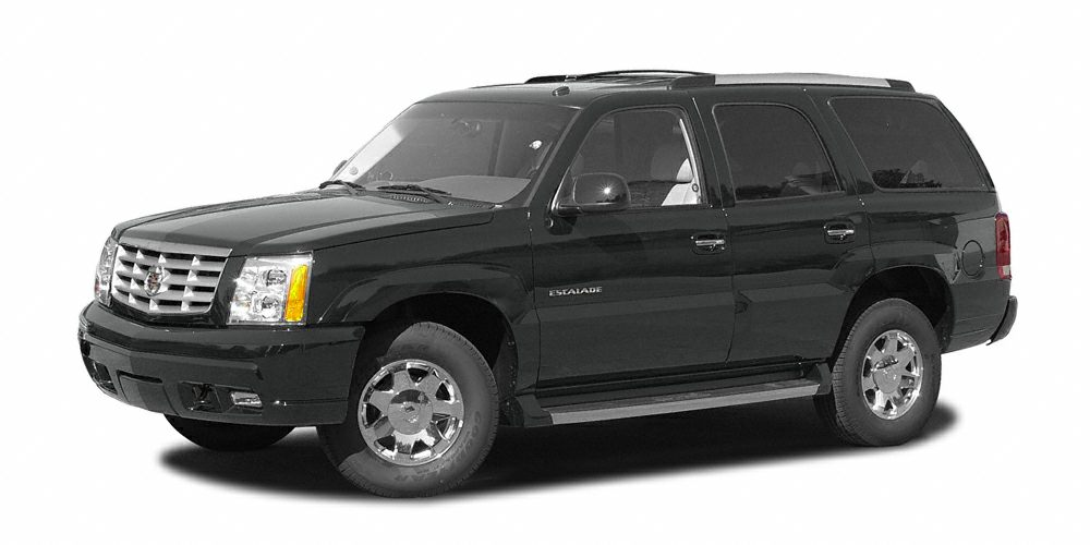 2003 Cadillac Escalade Base Land a deal on this 2003 Cadillac Escalade Base while we have it Room
