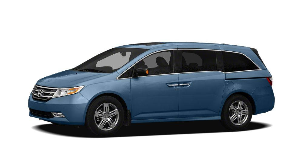2012 Honda Odyssey  Miles 36630Color Blue Stock U8116A VIN 5FNRL5H96CB075094