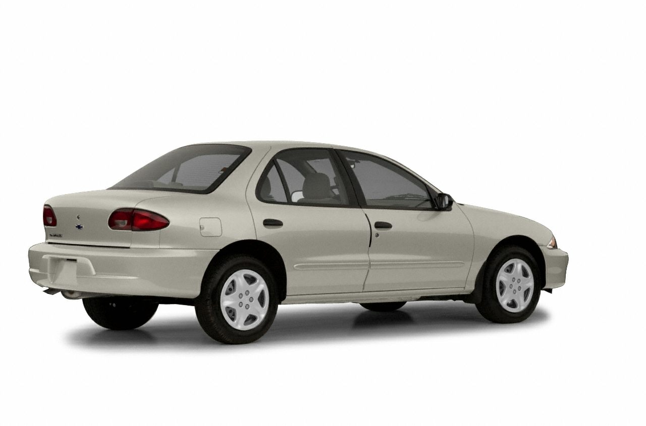 2002 Chevrolet Cavalier LS Vehicle Options ABS Brakes Front Air Dam Second Row Folding Seat Air Co