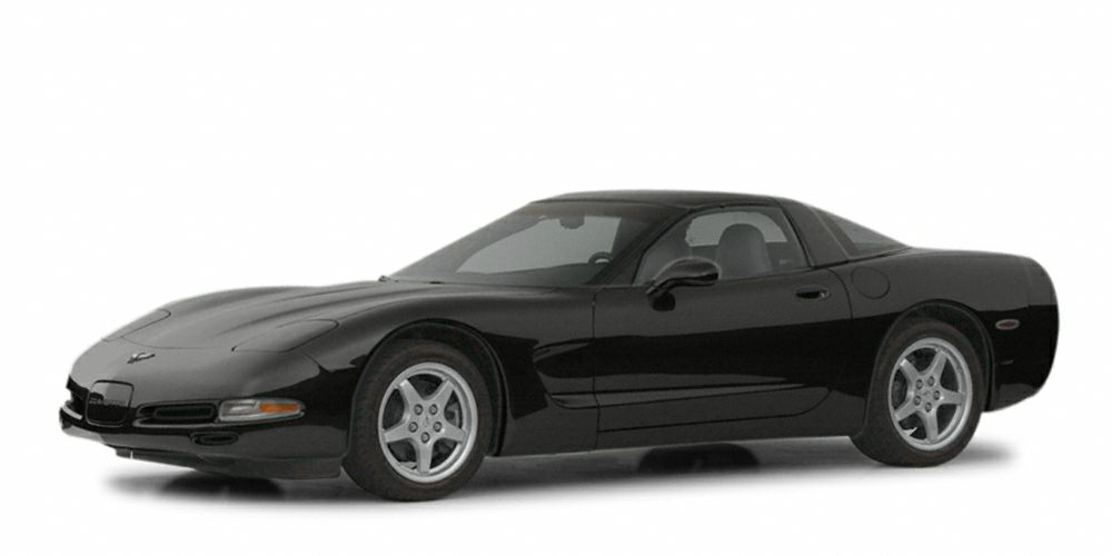 2002 Chevrolet Corvette Z06 Miles 24160Color Black Stock P1093A VIN 1G1YY12S725122658