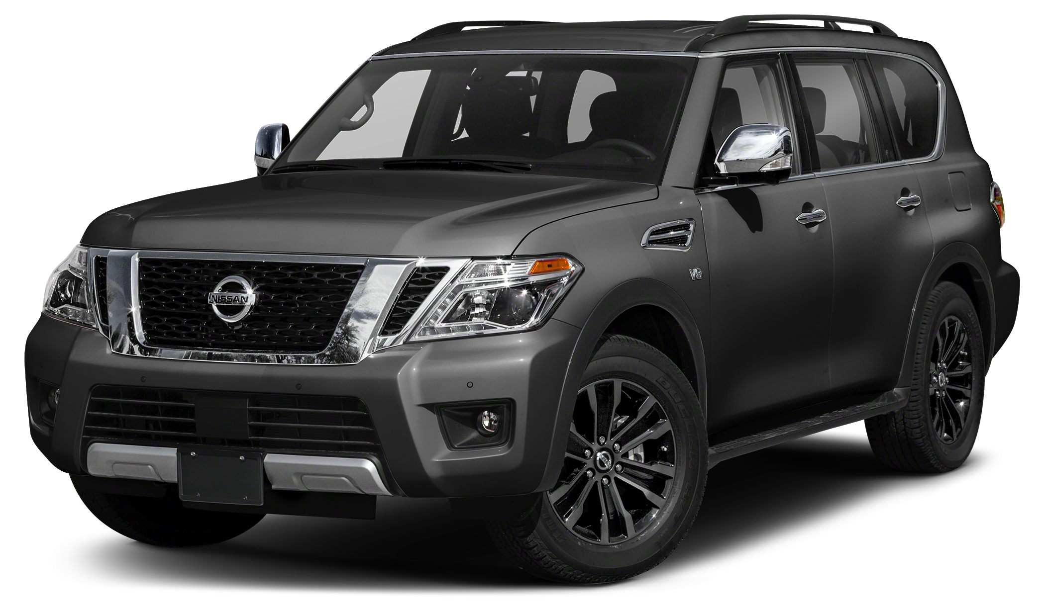 2017 Nissan Armada Platinum PLATINUM PACKAGE 4X4 DVD PLAYERS NAVIGATION MOONROOF