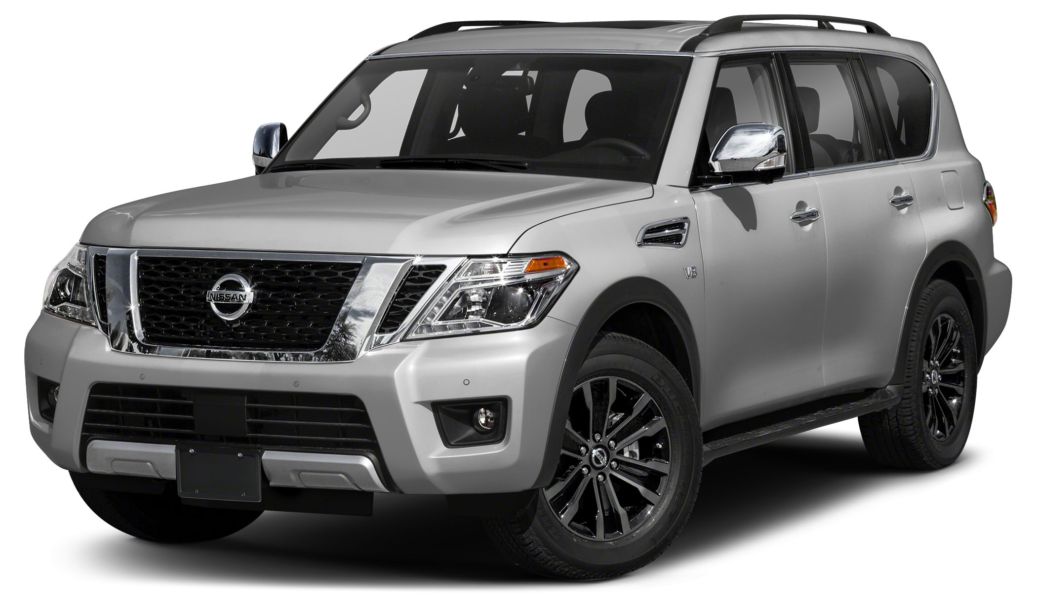 2017 Nissan Armada Platinum This 2017 Nissan ARMADA Platinum will sell fast Navigation Blueto