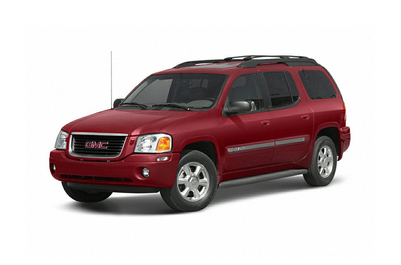 2003 GMC Envoy XL SLT Miles 179754Color Onyx Black Stock 199550 VIN 1GKET16P036199550