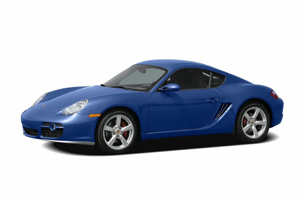 2006 Porsche Cayman S Miles 41436Color Blue Stock P1218 VIN WP0AB29806U780909