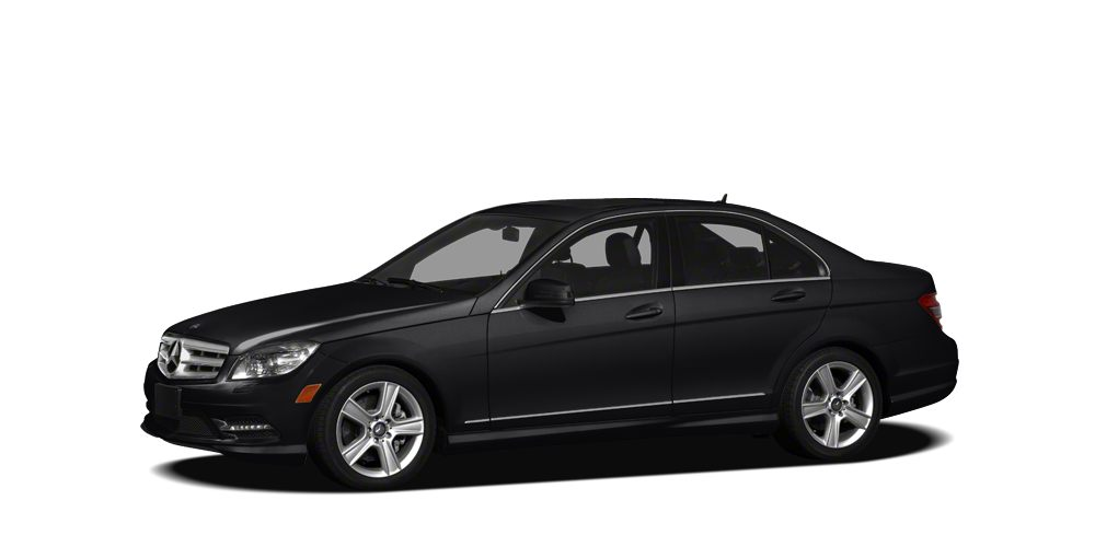 2011 MERCEDES C-Class C300 ACCIDENT FREE HISTORY REPORT and FINANCING AVAILABLE Premium 1 Package