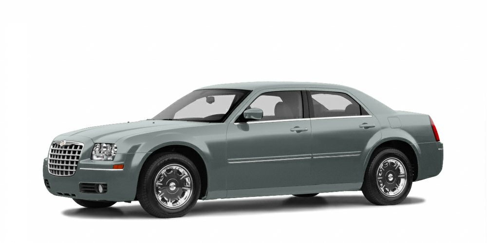 2007 Chrysler 300 Base Miles 103667Color Silver Steel Clearcoat Metallic Stock 151567A VIN 2