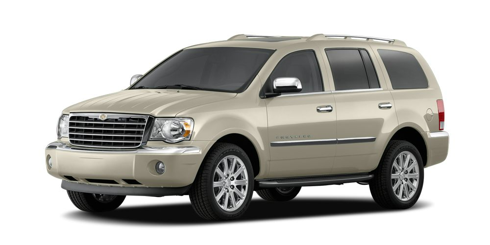 2007 Chrysler Aspen Limited  WHEN IT COMES TO EXCELLENCE IN USED CAR SALESYOU KNOWYOURE AT S