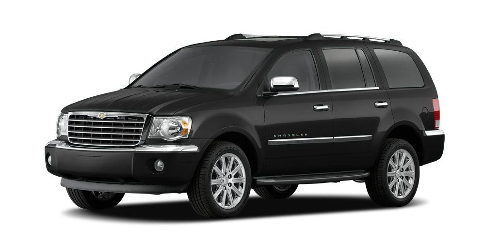 2007 Chrysler Aspen Limited Miles 141290Color Black Stock 16V168C VIN 1A8HW58277F557699