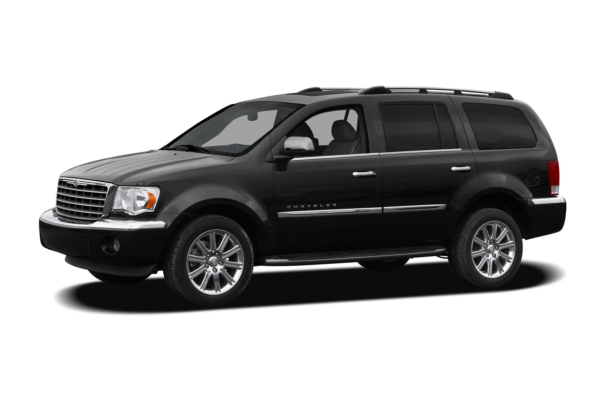 2007 Chrysler Aspen Limited Economic and cost-effective this 2007 Chrysler Aspen Limited is power