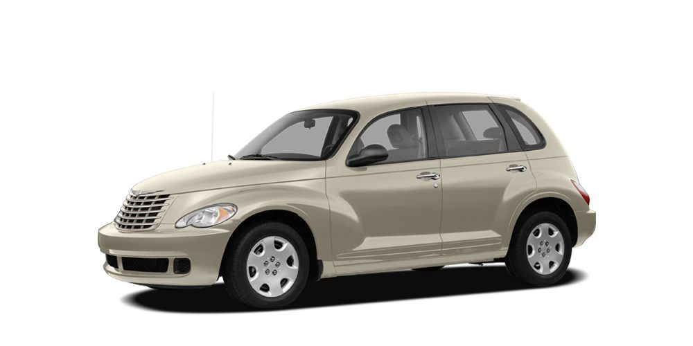 2007 Chrysler PT Cruiser Limited CARFAX 1-Owner EPA 29 MPG Hwy22 MPG City Limited trim Moonroo