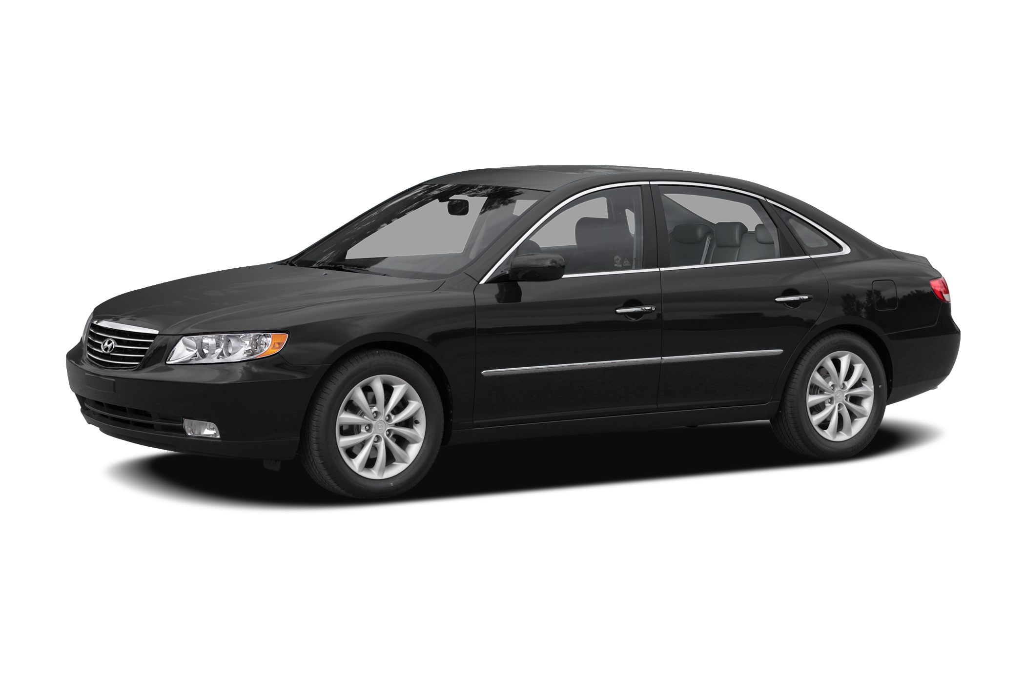 2007 Hyundai Azera Limited Leather Package Power Sunroof with Tilt Slide and Premium Package A