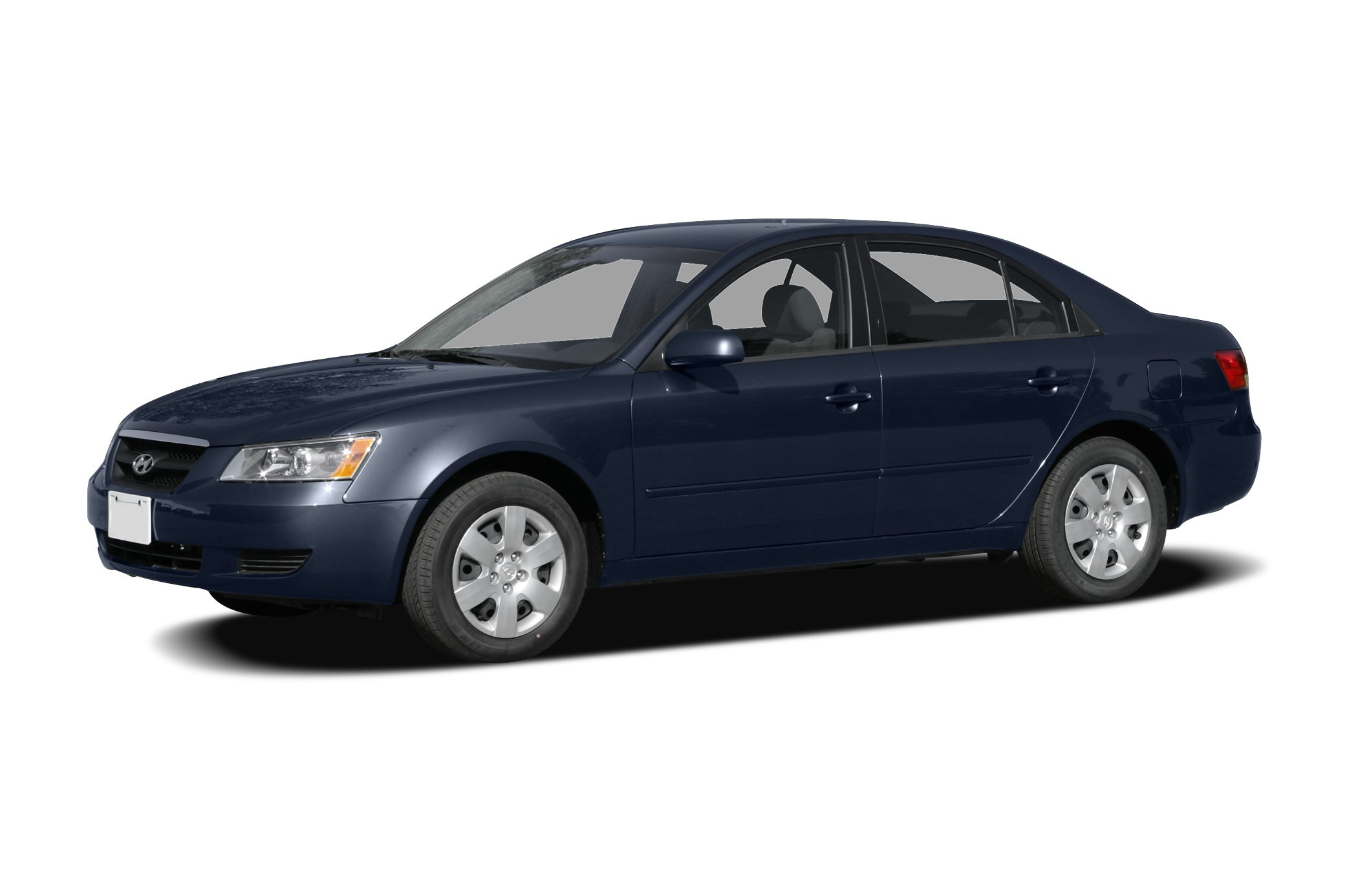 2007 Hyundai Sonata GLS GLS trim EPA 33 MPG Hwy24 MPG City CD Player Edmundscom explains Stil
