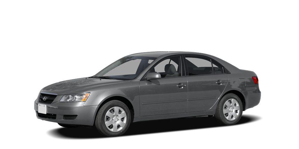 2007 Hyundai Sonata GLS Miles 118293Color Gray Stock K16490A VIN 5NPET46C97H199374