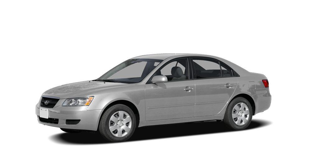 2007 Hyundai Sonata GLS Miles 94917Color Silver Stock 18148R VIN 5NPET46C47H200981