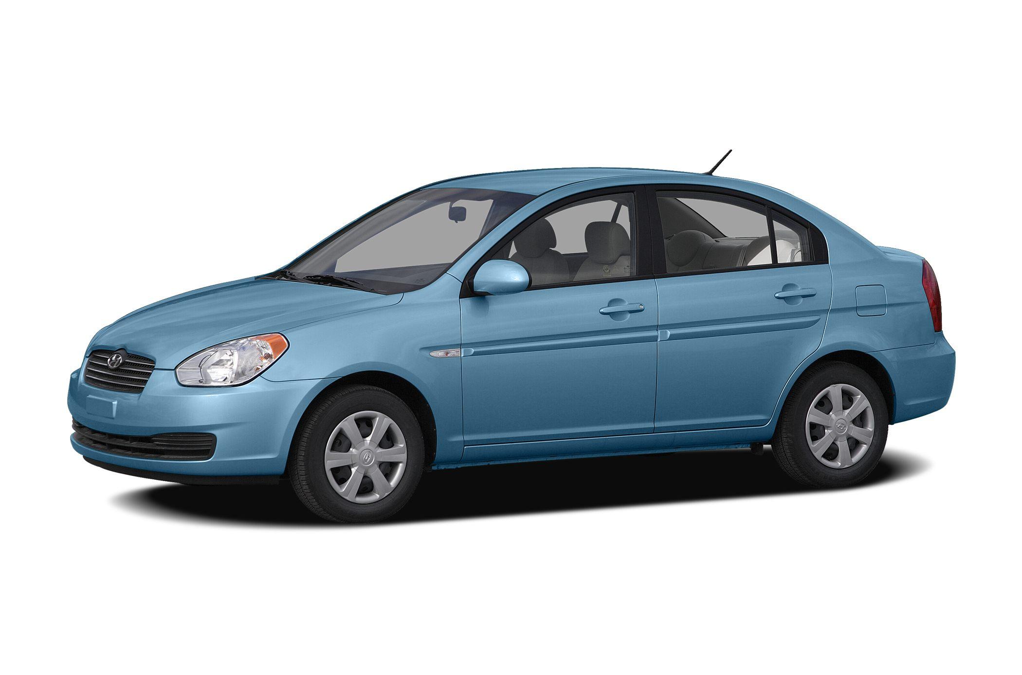 2007 Hyundai Accent GLS Miles 226435Stock K13988B VIN KMHCN46C87U097910