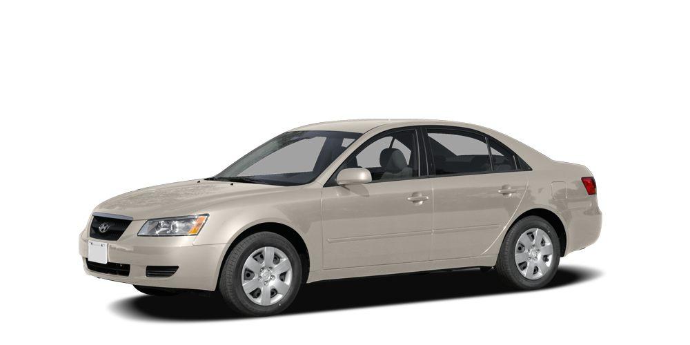 2007 Hyundai Sonata GLS Color Green Stock H45908 VIN 5NPET46CX7H226677