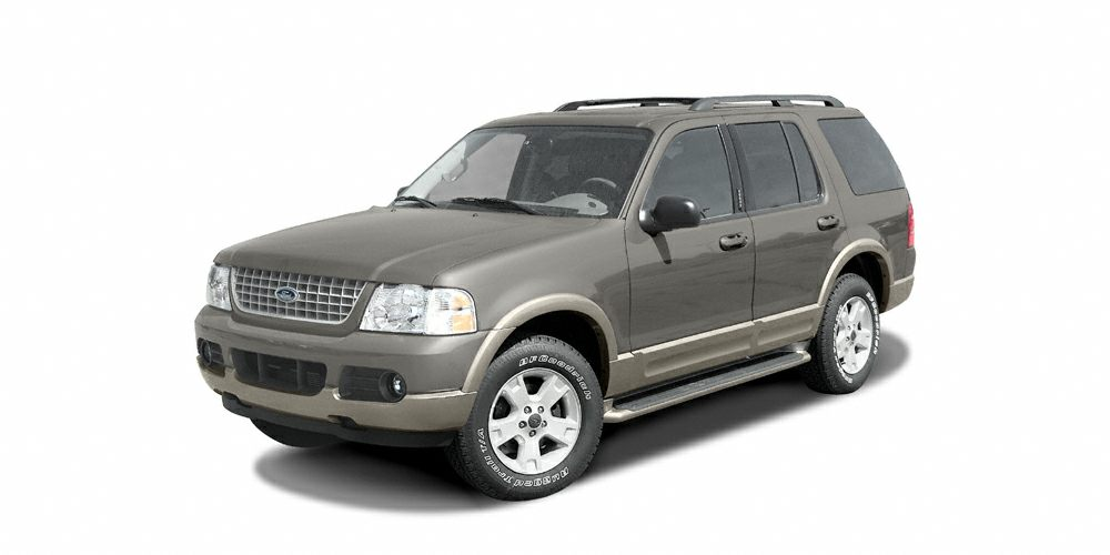 2004 Ford Explorer XLT Snag a bargain on this 2004 Ford Explorer XLT before someone else snatches