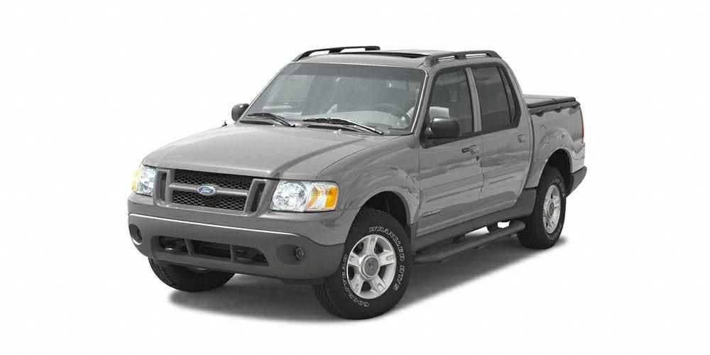 2004 Ford Explorer Sport Trac  Miles 174878Color Silver Birch Metallic Stock 216150A VIN 1FM