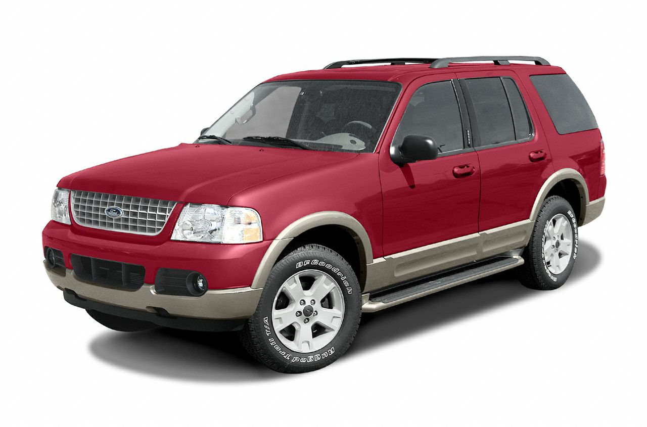 2004 Ford Explorer XLT Grab a bargain on this 2004 Ford Explorer XLT while we have it Comfortable