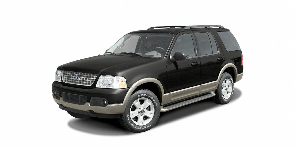 2004 Ford Explorer XLT Miles 90662Color Black Stock 16141R VIN 1FMZU83W44UA48086